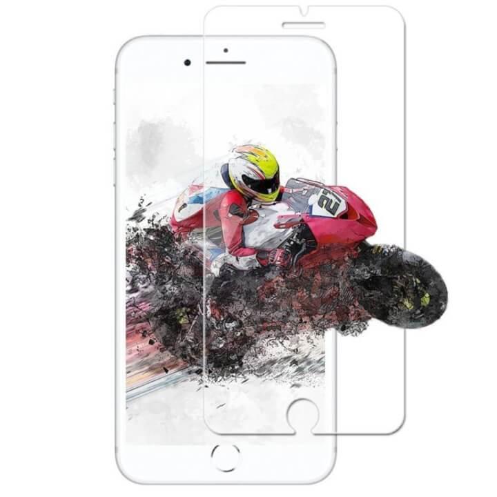 I-Enjoy iPhone7 Plus ガラスフィルム