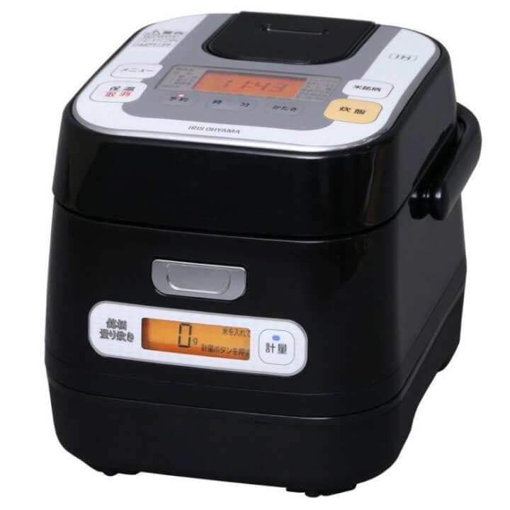 アイリスオーヤマ 炊飯器 IH 3合