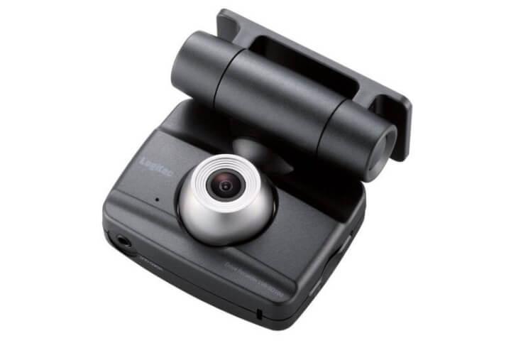 Logitec ドライブレコーダー LVR-SD100BK