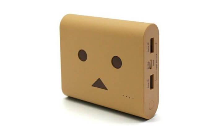 ダンボー モバイルバッテリー
