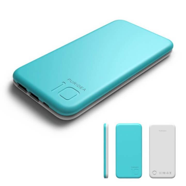 PURIDEA モバイルバッテリー
