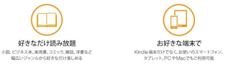 Kindle Unlimited【キンドル アンリミテッド】